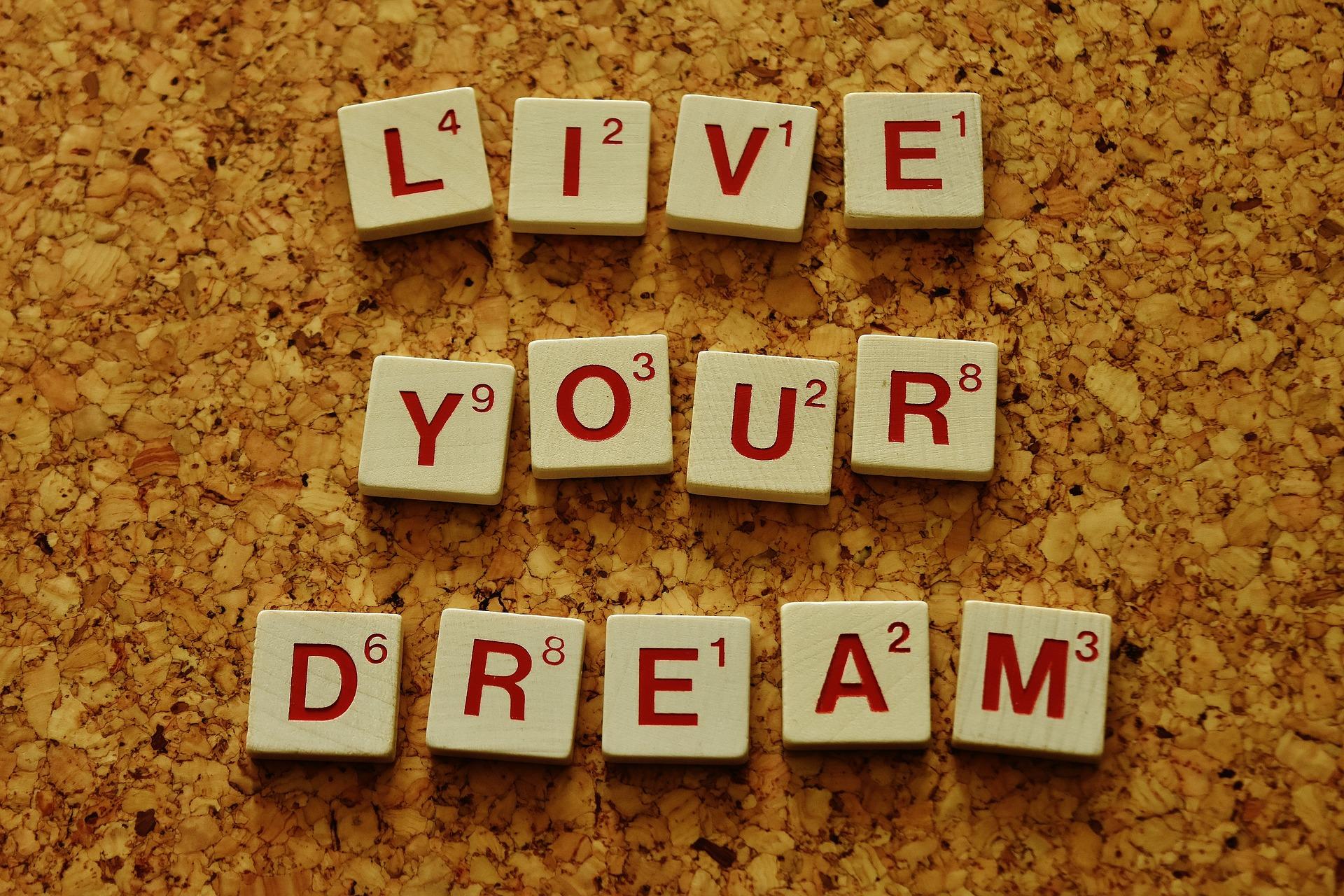 Alateadvuse väljakutse tagasiside: Elan oma unistuste elu ning mu elus on rõõm!